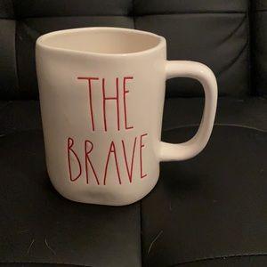 THE BRAVE Rae Dunn mug